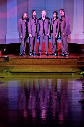 Vocaldente - Wide Shot - International A Cappella Festival 2008