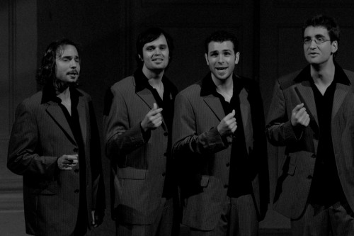 Vocaldente - Closeup Shot - International A Cappella Festival 2008